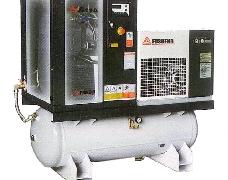 Máy trục vít làm mát bằng nước <br> (Công suất: 75HP ~ 270HP)
