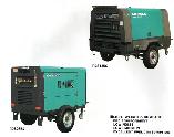 Máy nén khí di động Airman ( PDS 390S - 655S )