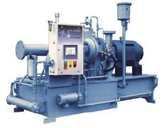 Máy trục vít làm mát bằng gió/nước <br> (Công suất 75HP ~ 270HP)